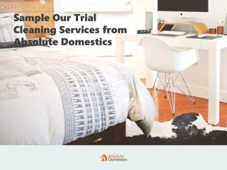 Experience Quality Cleaning Service for Free