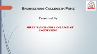 Engg College in Pune