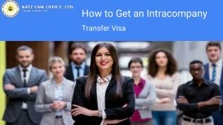How to Get an Intracompany Transfer Visa