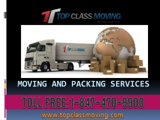 Best Interstate moving companies in Illinois