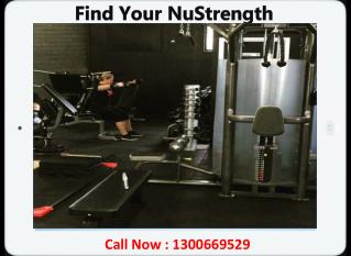 Fitness Personal Training Wishart | NuStrength
