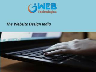 Website Designing And Digital Marketing In India