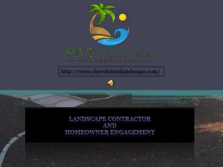 SB Evolution Landscape Mortgage holder Engagement.