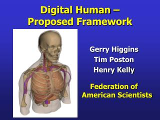 Digital Human   Proposed Framework