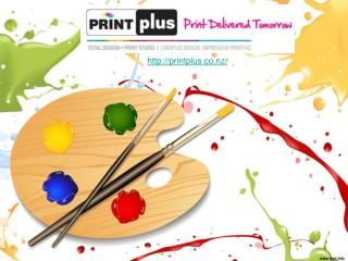 Choose Digital Printing Auckland For Your Firm