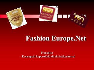 Fashion Europe Net