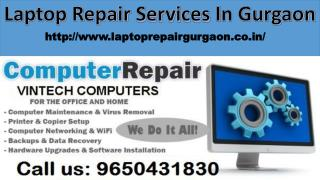 Computer service help in Gurgaon