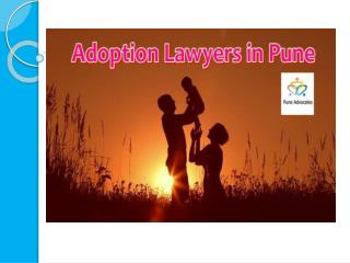 Adoption Lawyers in Pune