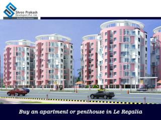Buy an apartments or penthouse in Nashik