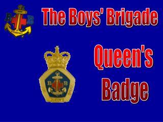 The Boys Brigade