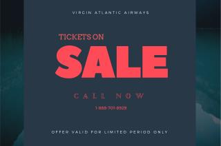 Virgin Atlantic Airfare Sale