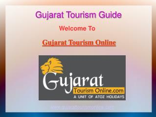 Gujarat Tour Packages for Holiday Tour