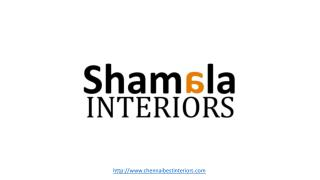 shamala interiors - Best interiors chennai