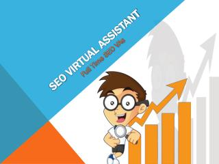SEO Virtual Assistant Full Time SEO VAs