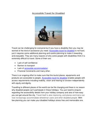 Accessible travel for the disabled.pdf