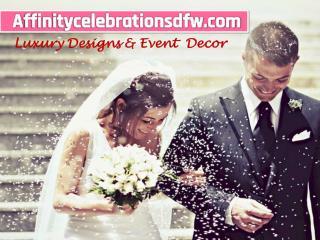 Wedding Decorators In Dallas