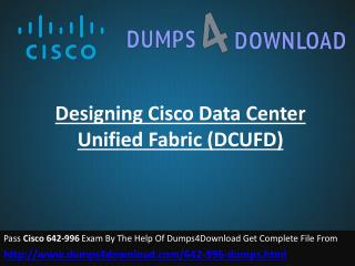 Download Latest Cisco 642-996 Exam Dumps