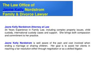 Family Law, Divorce Attorney, Visitation rights Protections, Restraining Order Defense, Domestic Violence, Division Prop