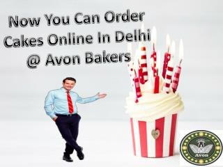 Order Cakes In Ghaziabad At Best Prices