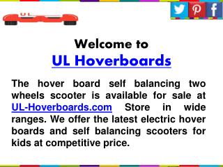 Hoverboard Buy Online