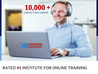Cognos BI  Online Training - xltutors.com