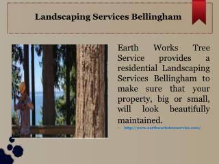 Landscaping Services Bellingham