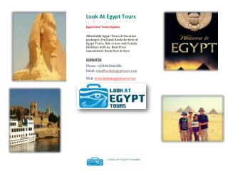 best of Egypt family vacation
