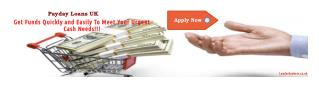 Find The Direct Payday Lenders UK