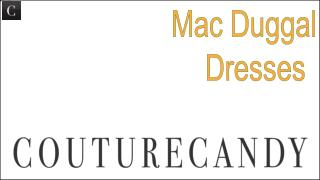 Mac Duggal Cocktail & Couture Dresses For Special Events