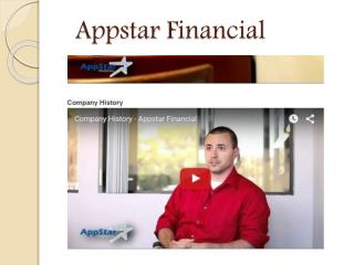 Appstar Financial Job/Jobs-Career/Careers-Hiring-Reviews