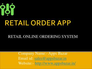 Retail App grow business new highest with AppsBazar