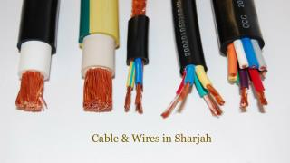 Electrical Cable and Wires in Sharjah