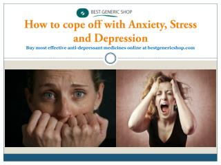 Get Away from Anxiety and Depression with Librium 25mg Tablets