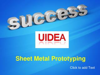 Why Is Sheet Metal Prototyping An Intricate Task, Completed Properly By Experts