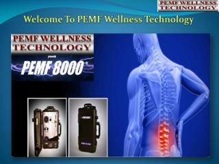 Benifit of Pulsed Electromagnetic Field Therapy