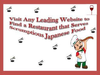 List of Japanese cuisine restaurants