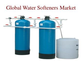 Global Water Softeners Market