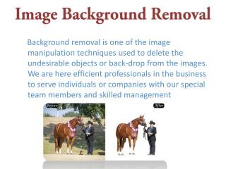 Best Image Background Removal & Photo Cut Out Services | ICM