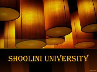 Biotech University India