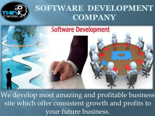 Thinkdebug, a pioneered web development company India.