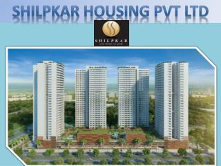 Shilpkar - 2 bhk flars for sale