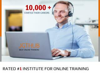 Core Java Online Training - jgthub.com