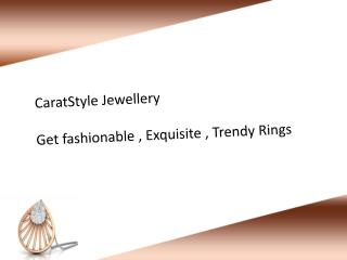 Get Beautiful Ring for Girls – CaratStyle