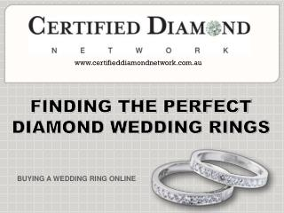 What You Need To Know Before Getting Diamond Wedding Rings Online