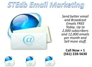Powerful Email Marketing Tool