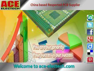 Get China based reputable PCB Supplier