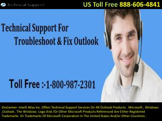 800-987-2301-Repair �Outlook can�t Upgrade Your Database� Error with the Following Easy Steps
