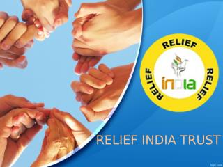 Helping hand relief india trust