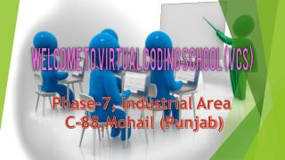 6 weeks industrial training in chandigarh