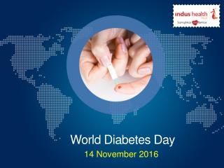 World Diabetes Day 2016 – Eyes on Diabetes
